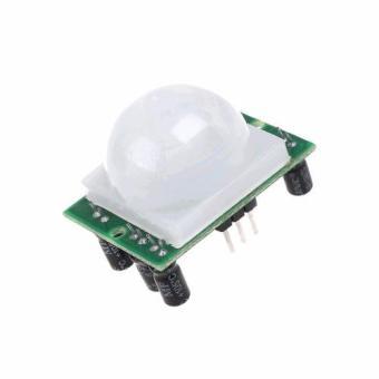 PIR Motion Sensor Detector Module HC-SR501 8051 ARDUINO PIC ATMEL AVR RASPBERRY