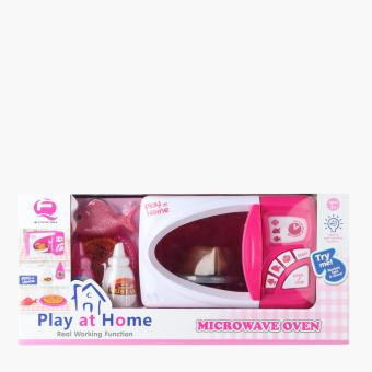 Play at Home Microwave Oven