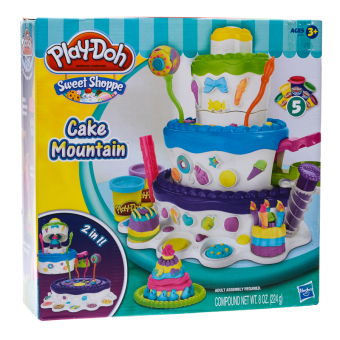 Play-Doh Cake Mountain Set