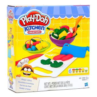 Play-Doh Kitchen Creation Shape 'N Slice B9012