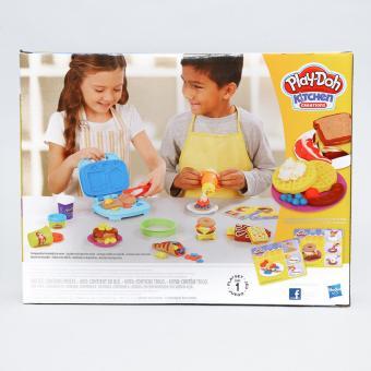 Play-Doh Kitchen Creations Breakfast Bakery Set - 3