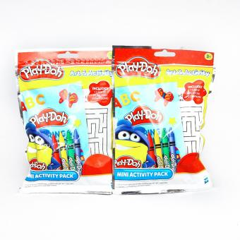 Play-Doh Mini Coloring Activity Set (Buy 2) Price Philippines