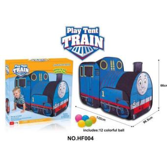 Play tent Train (Blue) Price Philippines