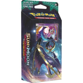 Pokemon Sun & Moon Guardians Rising Hidden Moon Theme Deck Price Philippines