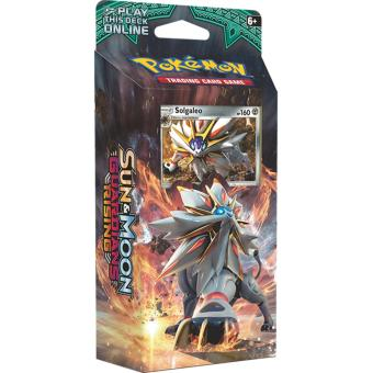 Pokemon Sun & Moon Guardians Rising Steel Sun Theme Deck Price Philippines