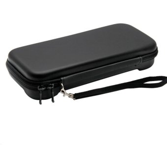 Portable Carrying Travel Bag Case for Nintendo Switch Game - Black- intl