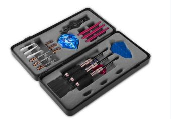 Professional Steel Tip Tungsten Darts Nice Packing Darts Gift BoxDarts Set - intl - 2