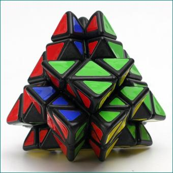 Pyramid Rubik's Cube Volcanoland Magic Cube - intl