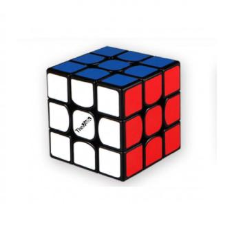 QiYi The Valk3 3x3 Speed Magic Cube High-end Twist Puzzle Intelligence Toys,Black
