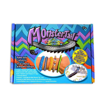 Rainbow Loom Monster Tail Price Philippines