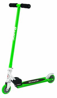 Razor S Scooter (Green) - picture 2