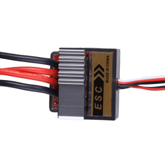 RC VSC 320A Brushed Speed Control ESC For 1/8 1/10 Car Truck Rock Crawler - picture 2