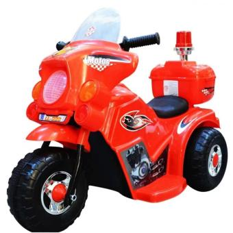Rechargeable electric three-wheeled motorcycle children ride-ontoys(Best Gift)