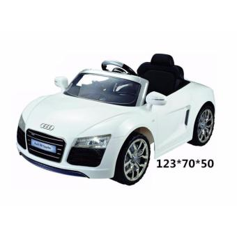 Rechargeable Ride On Audi Electric Sports Toy Car