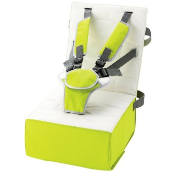 Richell for Babies Booster Cushion (Green)