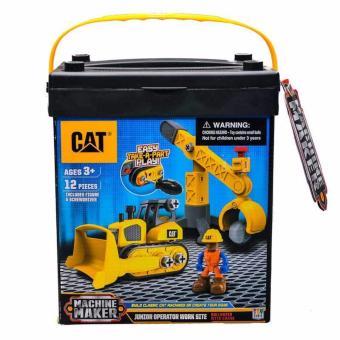 Road Ripper Cat Jr. Operator Work Site Bulldozer - picture 2