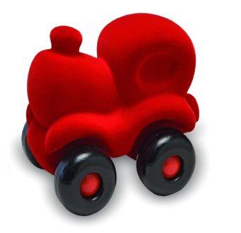 Rubbabu Little Choo Choo Train (Red)