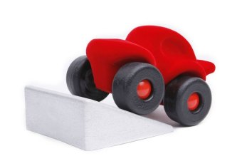 Rubbabu Monster Car (Red)