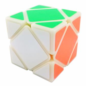 Rubik's YongJun Guanlong Skewb Magic Puzzle Speed Cube YJ8328