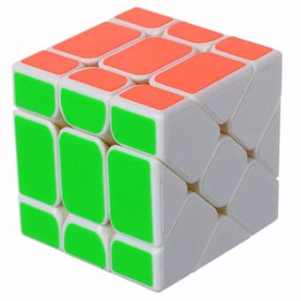 Rubik's Yongjun Speed Fisher Cube Brain Toy Magic Cube Puzzle CubeYJ8318