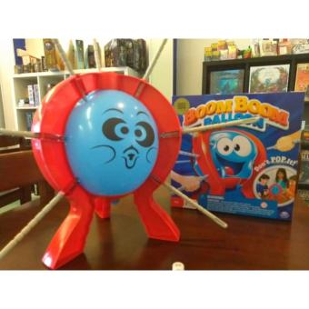 Running Man Game Boom Boom Balloon Lucky Stab Games(Red) Price Philippines