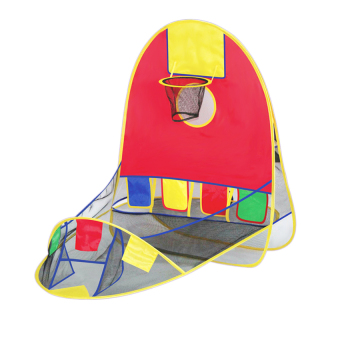 S & F Kids Educational Puzzle Game House Multi-function Shot Play Tent Kids Toy - Intl