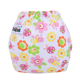 Sanwood® Baby's Reusable Washable Adjustable Cloth Diaper Style 4