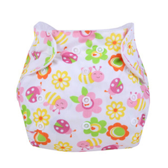 Sanwood® Baby's Reusable Washable Adjustable Cloth Diaper Style 4 - picture 2