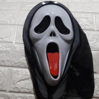 Scream thriller MASK perfect for Halloween party