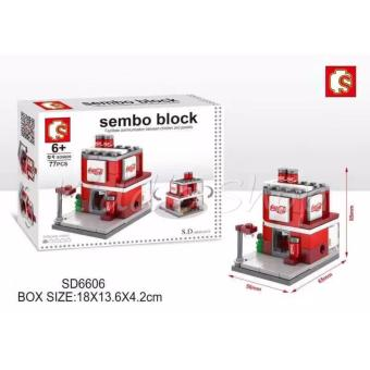 Sembo Block SD6606 Building Blocks Toy