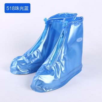 Sets rain waterproof non-slip Water Resistant Shoe covers children rain boots