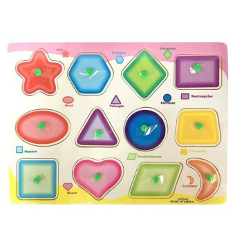 Shapes Puzzle Wooden Toy