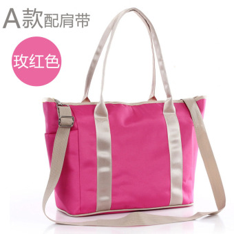Shishang large capacity multi-functional multi-with pockets mommy bag