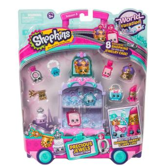 Shopkins Season 8 World Vacation - Precious Jewels Collection Price Philippines