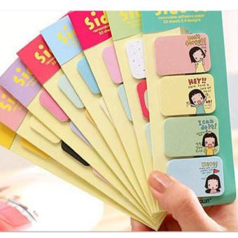 Side-It Removable Adhesive Paper Post-It - 2