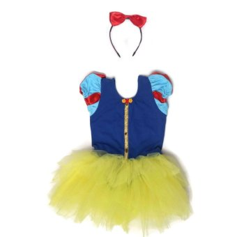 Snow White With Head Band Tutu Dress Price Philippines