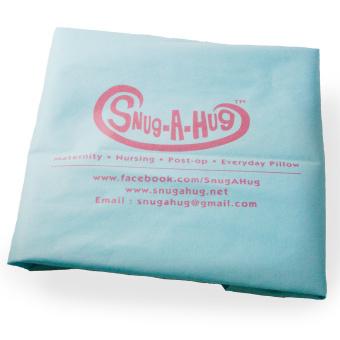 Snug-A-Hug Maternity Nursing Post-op Everyday Pillow (Black) - picture 3