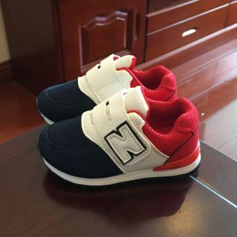 Soft bottom boy's slip baby children's shoes New style children's shoes