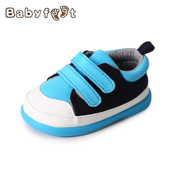 Soft bottom children boy's female children's shoes baby toddler shoes