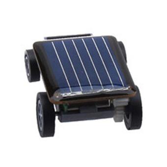 Solar Power Mini Toy Car Racer Educational Gadget W - picture 2