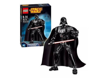 Space Wars Darth Vader Building Kit