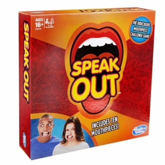 Speak Out Game Set