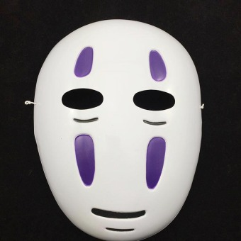 Spirited Away Halloween film and TV theme mask