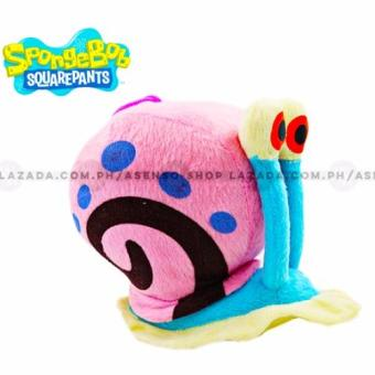 SpongeBob Gary the Snail Plush Stuffed Toy