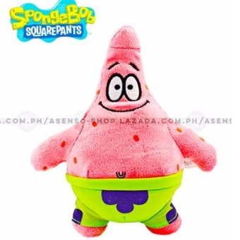 SpongeBob Patrick Star the Starfish Plush Stuffed Toy