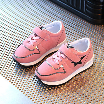 Spring New style girls Baobao shoes children's sports shoes