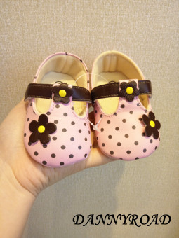 Spring New style soft bottom Baby Shoes Baobao shoes
