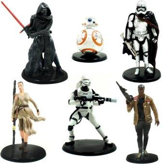 STAR WARS Action Figures Set of 6