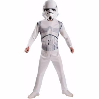 Star Wars Storm Trooper Costume Age 8-10 years old