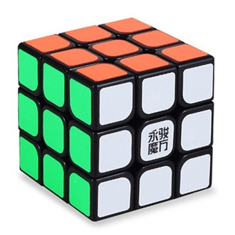 [Stock YJ] Speed Dragon Professional Rdy Rubik Cube Smooth Puzzle3x3 - - intl